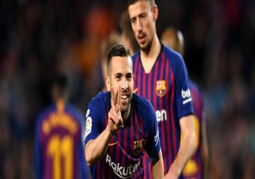 خطوة إضافية من برشلونة نحو لقبه الـ26 في الليغا