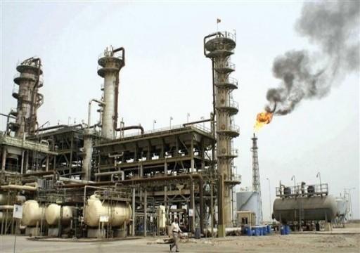 النفط قرب 64 دولارا وسط حديث عن إسقاط ثاني طائرة مسيرة إيرانية