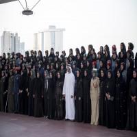 محمد بن زايد: المرأة في الإمارات أصبحت صانعة للإنجازات