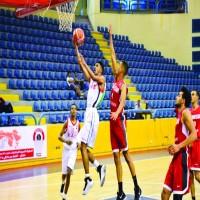 الحظ يعاند منتخبنا أمام تونس في البطولة العربية لشباب السلة