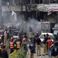 مقتل مرشح للانتخابات الباكستانية في هجوم انتحاري