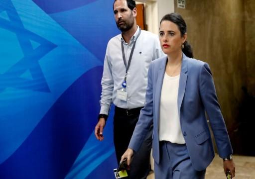 """""""استنساخ مطبعين"""".. غضب كبير من اقتراح وزيرة إسرائيلية تأهيل أئمة المساجد الفلسطينيين في الإمارات"""