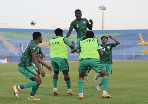 المنتخب السعودي يتوج بكأس العرب للشباب للمرة الثانية في تاريخه