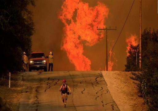 ارتفاع حصيلة ضحايا حرائق كاليفورنيا إلى 23 قتيلاً