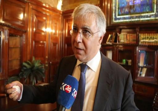 سفير العراق بواشنطن يدعو للتطبيع مع إسرائيل