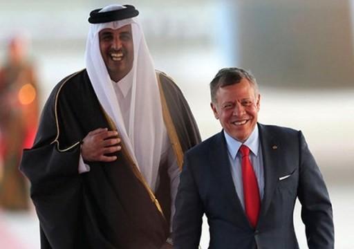 الأردن يتجه إلى إعادة كامل العلاقات الدبلوماسية مع قطر
