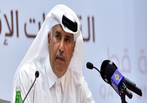 بن جاسم: فشل الوسيط في حل الأزمة الخليجية يعود إلى تضارب مواقف واشنطن