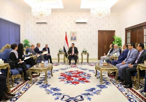 الحكومة اليمنية تجدد مطالبتها للأمم المتحدة بتحديد الطرف المعرقل للسلام