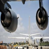 الخارجية تستنكر احتجاز الصومال الطائرة الإماراتية والاستيلاء على مبالغ مالية فيها