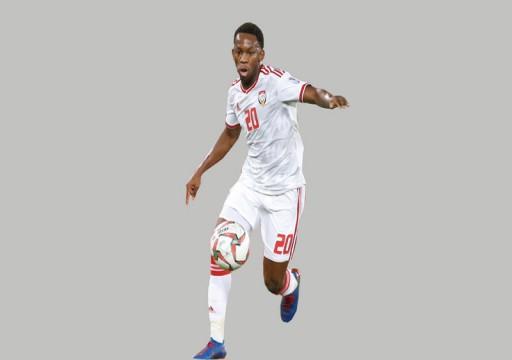 سيف راشد: ألعب في كأس آسيا بـ«نصيحة» إسماعيل مطر