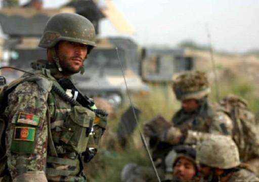 مقتل 40 من قوات الأمن في هجوم مسلح جنوبي أفغانستان