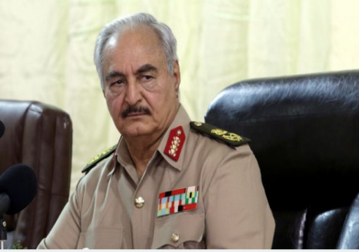 ليبيا.. حفتر يأمر بترقية ضابط متهم بارتكاب جرائم حرب