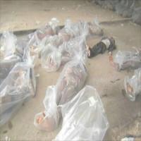 النظام السوري يبلغ داريا بوفاة ألف من أبنائها بسجونه
