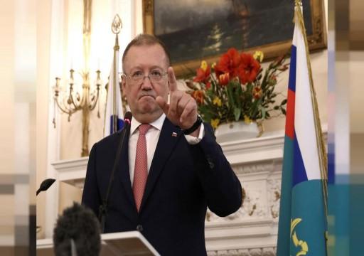 بعد أزمة الجاسوس.. روسيا وبريطانيا تبدآن إعادة الدبلوماسيين في يناير