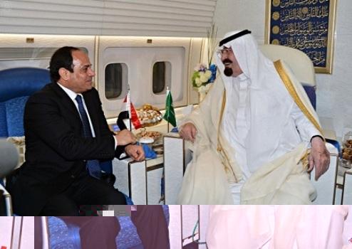 العاهل السعودي يدعو السلطات المصرية إلى الانفتاح على قطر