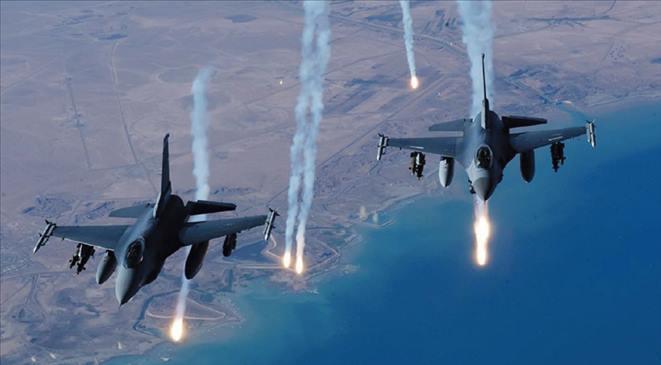 ايران تنفي قصف قوات داعش