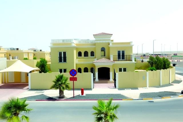 أسبوع على موعد تسليم مساكن الفلاح في أبوظبي