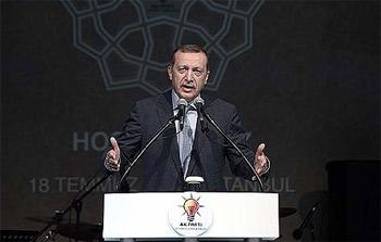أردوغان: الأمم المتحدة متواطيء مع اسرائيل ويجب أعادة بناءها من جديد