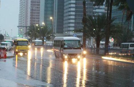 الوطني للأرصاد: تعرُّض الخليج لأعاصير والسيول مجرد تخمينات