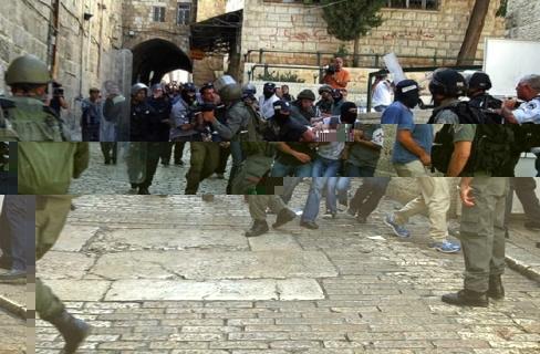 الاحتلال يعتقل المتحدث باسم حماس بالضفة