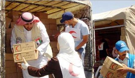 الهلال الأحمر الإماراتي تقرر إنشاء مستشفى ميداني في غزة