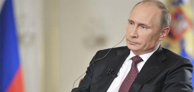 بوتين يقلص رواتب كبار الموظفين بنسبة 10%