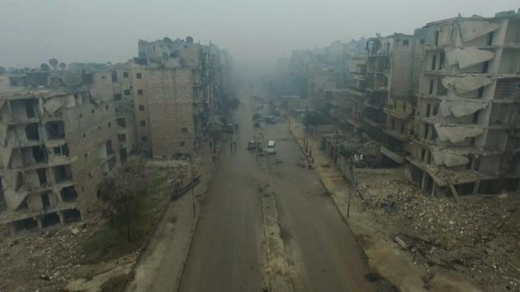 الاتحاد الأوروبي يدعو إلى التحقيق في الهجوم على حلب