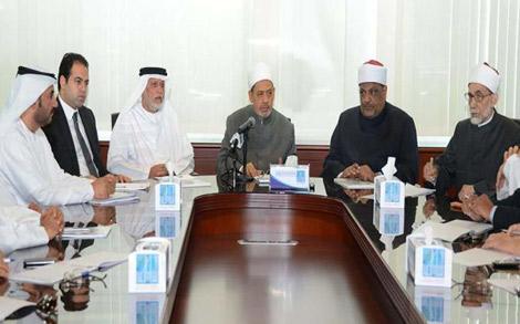 شيخ الأزهر: الإمارات تبني مكتبة عالمية للأزهر وتدعم مشاريعه