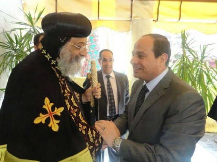 واشنطن بوست: السيسي يفشل في تعهده بحماية مسيحيي مصر مقابل دعم ترامب