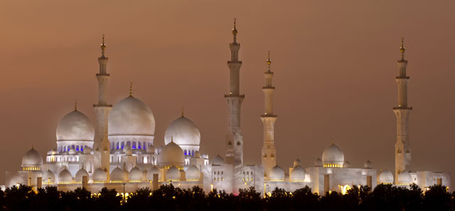 1032 مسجداً ومصلى لعيد الأضحى المبارك بالدولة