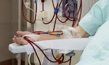 طحال مغناطيسي لتنظيف الدم