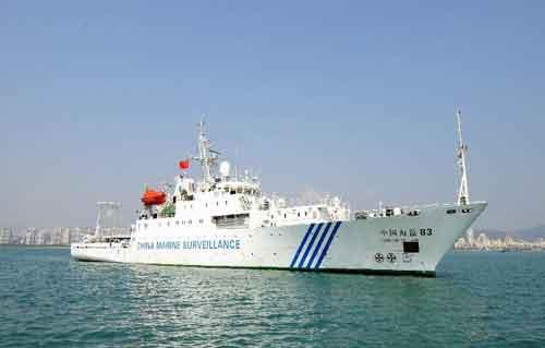 تدريبات صينية إيرانية مشتركة في الخليج