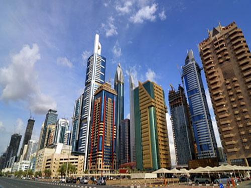 22,7 مليار دهم استثمارات السعوديين في عقارات دبي