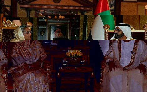الإمارات وبنغلاديش تتفقان على التعاون الأمني بينهما