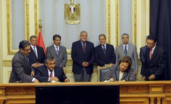 الكويت تقرض مصر 105 ملايين دولار