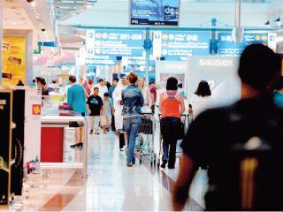 9 % زيادة في مسافري مطار دبي حتى النصف الأول من العام الجاري