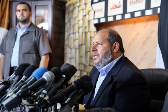 مصر تؤجل مفاوضات التهدئة بين حماس واسرائيل إلى أجل غير معلوم
