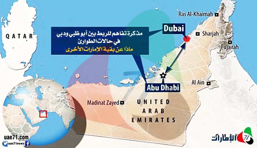 ربط مائي بين أبوظبي ودبي في حالات الطوارئ.. ماذا عن الإمارات الأخرى؟!