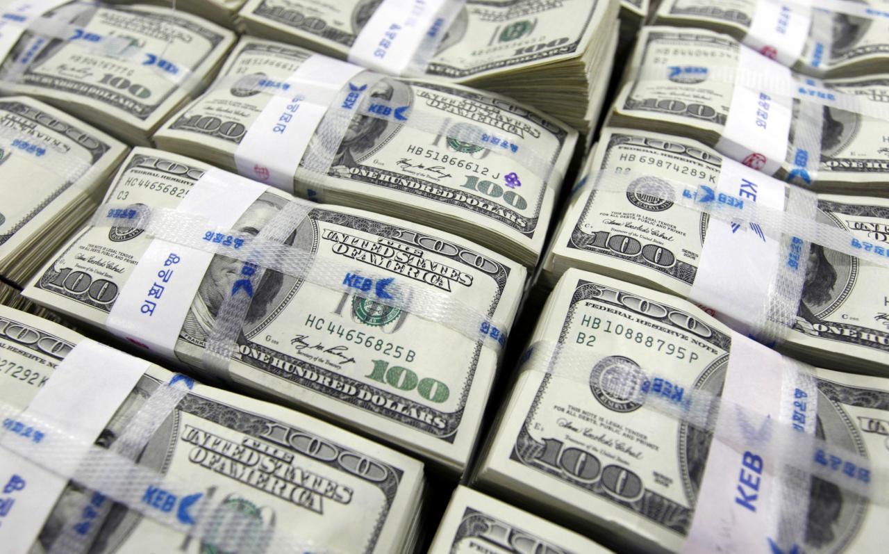 عجز الموازنة الأمريكية يصل 666 مليار دولار