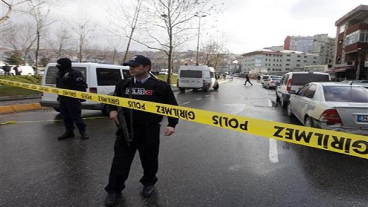 سقوط عدد من الجرحى في انفجار استهدف مقرا للشرطة في اسطنبول