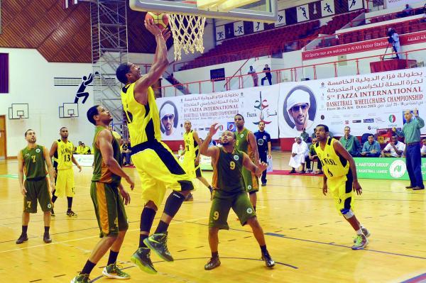 مجمع حمدان يستضيف دور الثمانية لمونديال ناشئ السلة غدا