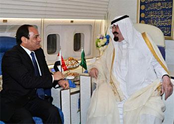 مصر: السيسي بالسعودية الأحد في أول زيارة خارجية بعد توليه الرئاسة