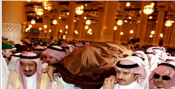 فورين بوليسي تتحدث عن حساسية توقيت وفاة الملك عبدالله