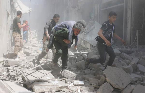 الأمم المتحدة: حلب تواجه وحشية غير إنسانية