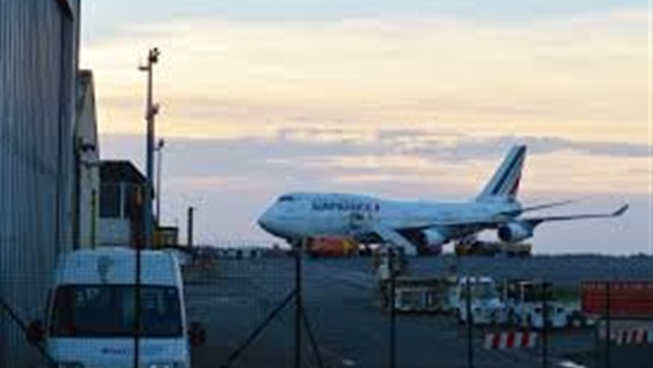 تهديد مجهول يتسبب في تغيير طائرة فرنسية لمسارها بعد إقلاعها من أمريكا