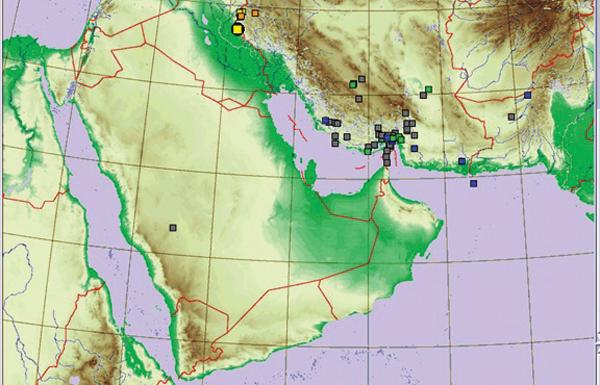 تأثير محدود لـ«زلزال الحدود الإيرانية العراقية» على إمارة دبي