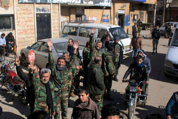 تركيا تنفي مرور 150 ألف جندي عبر أراضيها للتدخل في سوريا