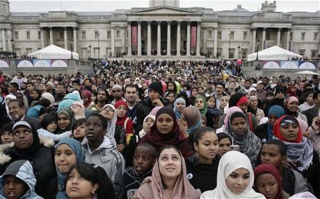 المسيحية تتراجع في بريطانيا.. والإسلام سيصبح الديانة الأولى في العالم