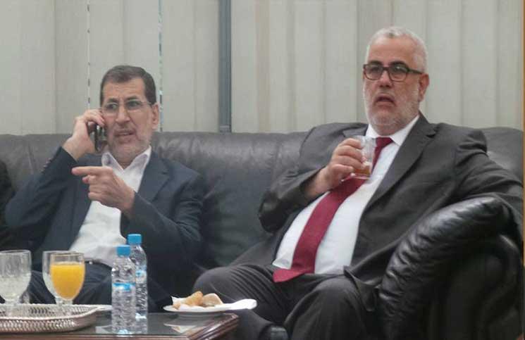 صحيفة مغربية: الإمارات تفرض عقوبات على العثماني وبن كيران