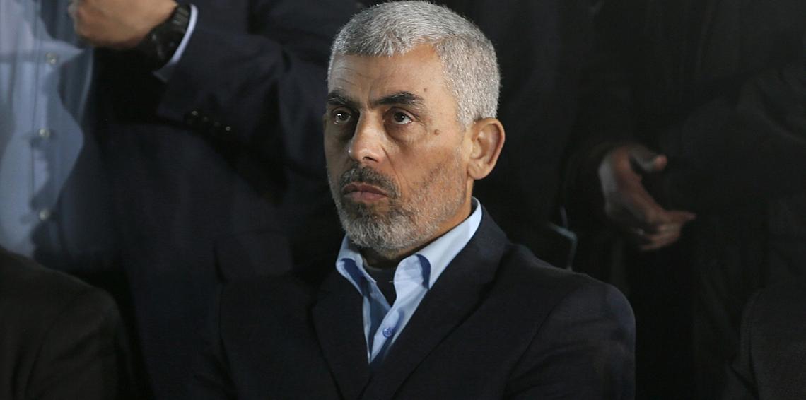 """يحيى السنوار على رأس وفد من """"حماس"""" في القاهرة"""